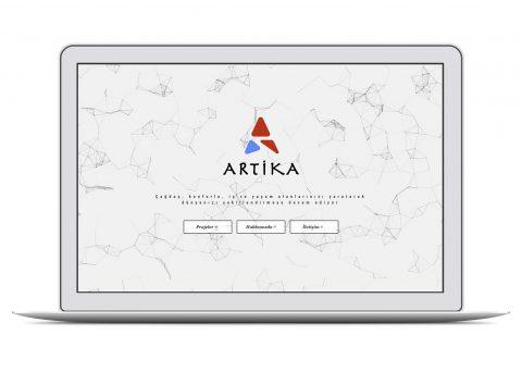 Artika Mimarlık Laptop önizleme